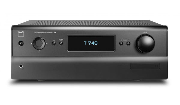 NAD T 758 V2 AUDIO VIDEO SURROUND SOUND RECEIVER - Jamsticks