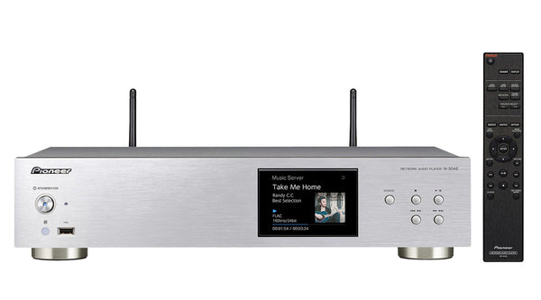Pioneer N-30AE Network player - Jamsticks