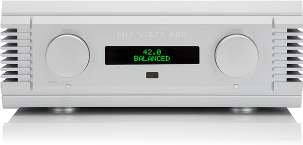 Musical Fidelity Nu-Vista 800 Integrated Stereo Amplifier - Jamsticks