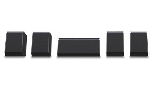 Pioneer HTP-076 5.1 Ch Home Theater Package - Jamsticks
