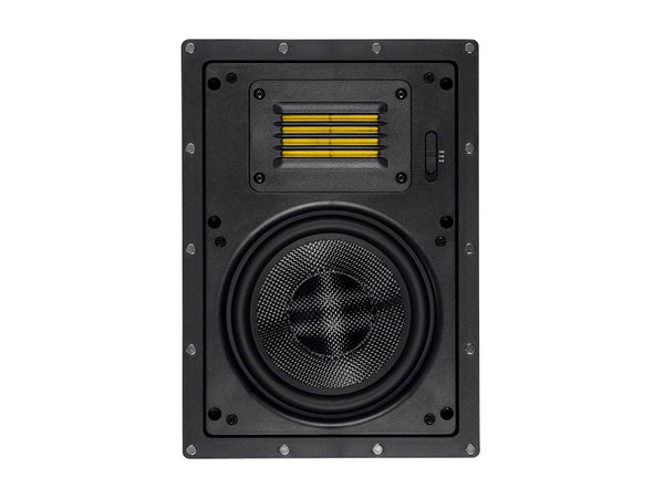 "Monoprice Amber 6.5"" 2-way In-Wall Speakers - Jamsticks"
