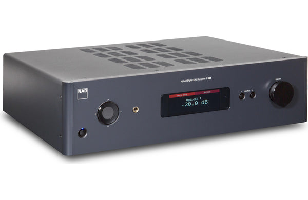 NAD C 388 Stereo integrated amplifier - Jamsticks