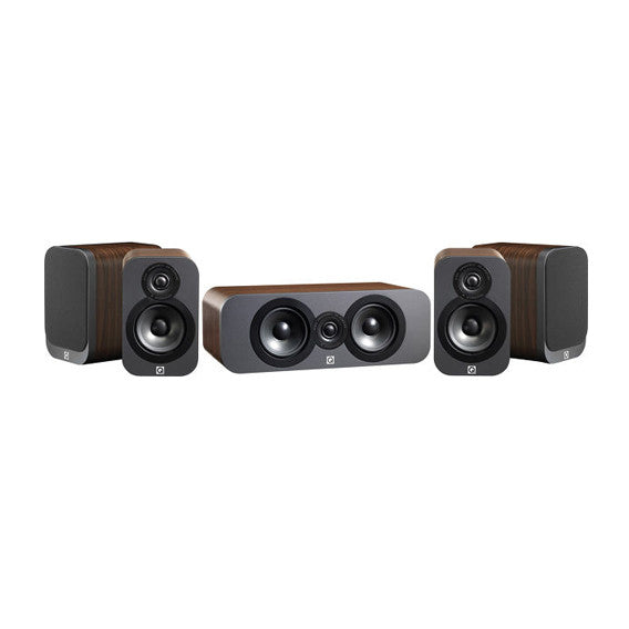 Q Acoustics 3020 5.0 Ch Speaker Package - Jamsticks