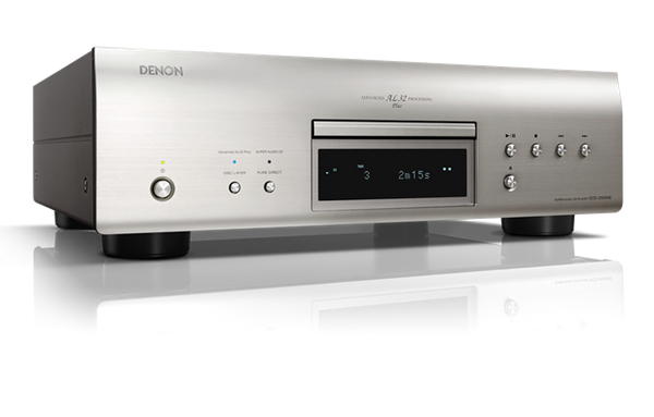 DENON DCD - 2500NE REFERENCE CD / SACD PLAYER