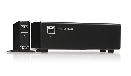 NAD DAC 2 Digital To Analogue Converter - Jamsticks