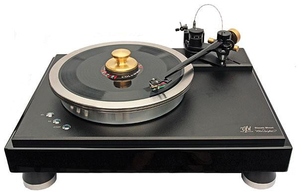 "VPI Industries	Classic Direct with JMW 3D 12"" tonearm Turntable - Jamsticks"
