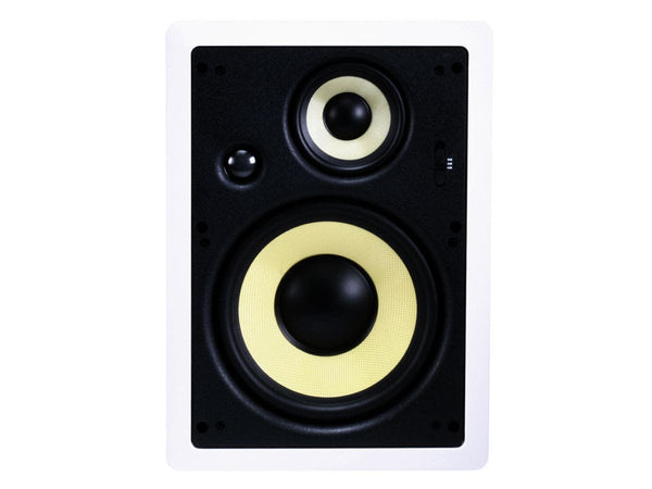 "Monoprice Caliber 8"" 3-way In-Wall Speakers - Jamsticks"