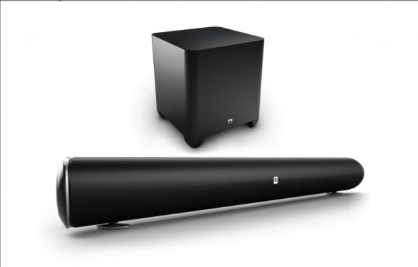JBL Cinema SB 450 4K Ultra-HD soundBar with wireless subwoofer - Jamsticks