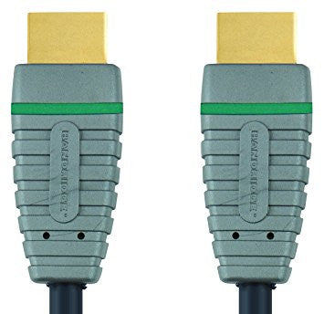 Bandridge BVL-1201  HDMI Cable High speed with Ethernet - 2 Mtr - HDMI Cable's - Jamsticks