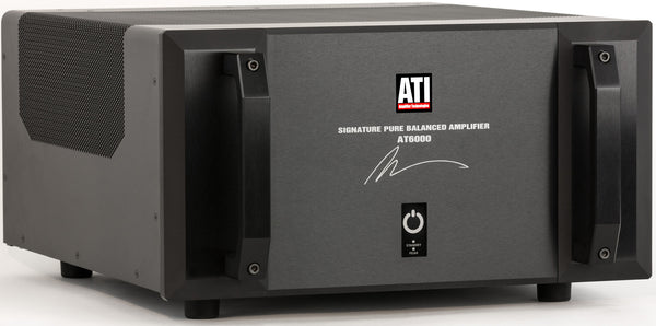 ATI AT6002 Power Amplifier - Jamsticks