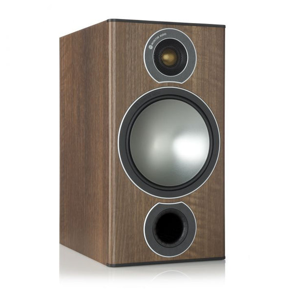 Monitor Audio Bronze 2 Bookshelf Speakers (Pair) - Jamsticks