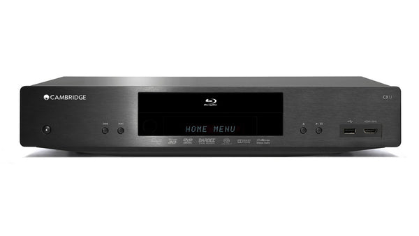 Cambridge Audio Blu-ray Player CXU - Jamsticks