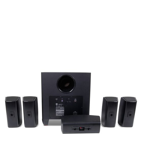 JBL Cinema 610 Advanced 5.1 speaker system - Jamsticks
