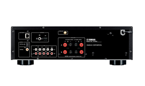 Yamaha R-N 402 Integrated Stereo Amplifier - Jamsticks