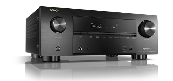 Denon AVR X 3500 H 7.2 Channel Dolby Atmos WIFI Bluetooth 4K AV Receiver - Jamsticks