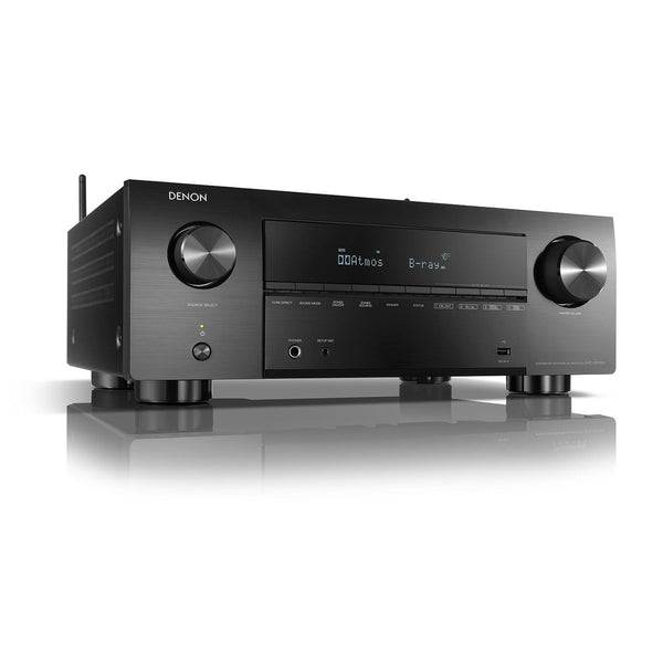 Denon AVR-X-3700H 9.2ch 8K AV Receiver with 3D Audio, Voice Control and HEOS Built-in - Jamsticks