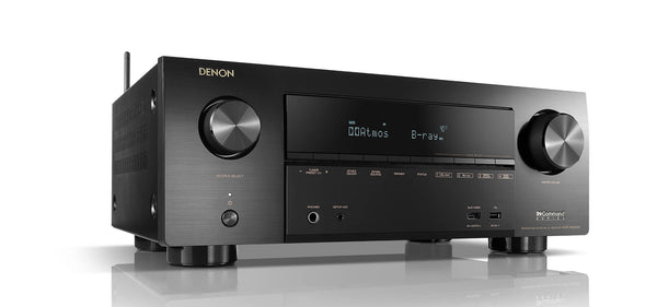 Denon AVR-X2600H 7.2ch 4K Ultra HD AV Receiver with 3D Audio and HEOS Built-in - Jamsticks