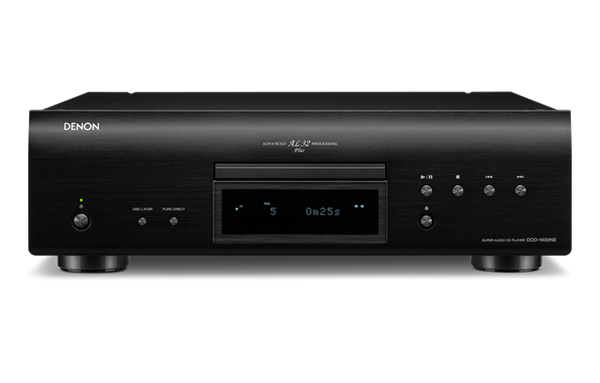 DENON DCD - 1600NE PREMIUM CD / SACD PLAYER