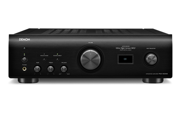 DENON PMA-1600NE Integrated Amp with DAC - Jamsticks