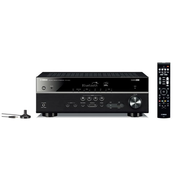 Yamaha YHT-3072 Home Theater System - Jamsticks