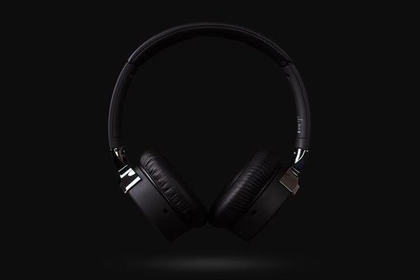HeadPhone Divine Black - Jamsticks