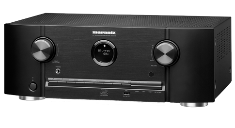 Marantz SR-5013 7.2 Channel AV Receiver - Jamsticks