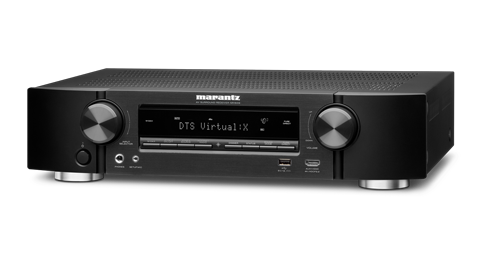 Marantz NR1609 Slim 7.2 Channel AV Receiver - Jamsticks