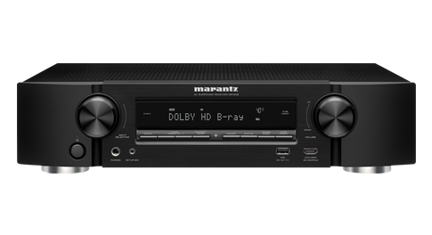Marantz NR 1509 5.2 Channel AV Receiver with HEOS - Jamsticks