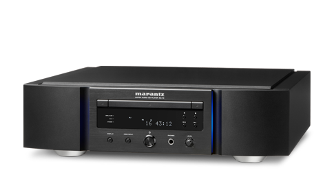 Marantz SA-10  SACD/CD Player with USB DAC and Digital Inputs