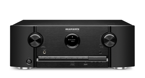 Marantz SR-5012,7.2 Channel Full 4K Ultra HD Network AV Receiver with HEOS