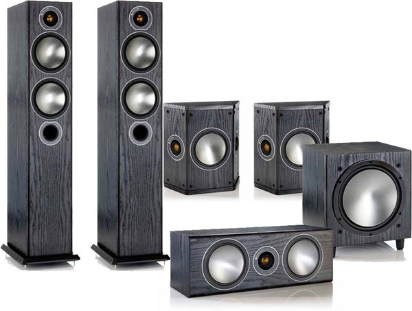 Monitor Audio Bronze B5 AV Speaker packages - Jamsticks