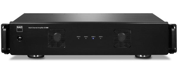 NAD CI 980 Multi Channel Amplifier - multi channel amplifier - Jamsticks