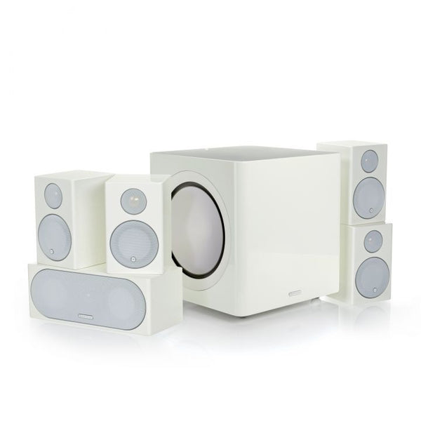 Monitor Audio Radius R90HT1 5.1 Ch Speaker Package - Jamsticks
