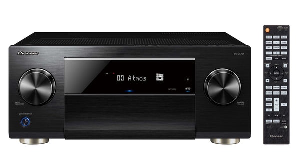Pioneer LX-704 9.2 Ch Network AV Receiver(Black) - Jamsticks