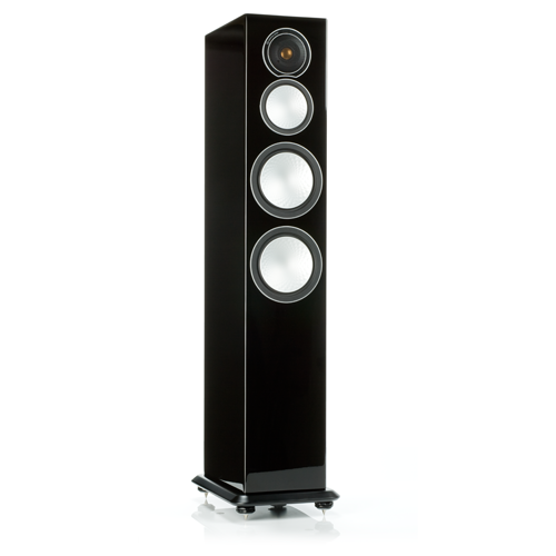 Monitor Audio Silver 8 Floorstanding Speakers (Pair) - Jamsticks
