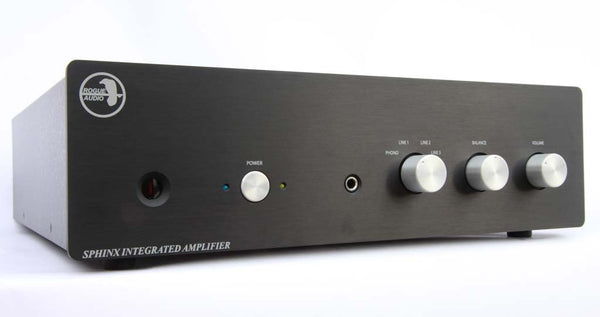 Rogue Audio Sphinx Integrated Stereo Amplifier - Jamsticks