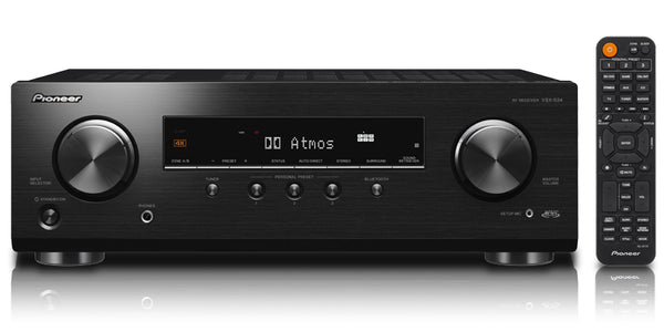 Pioneer VSX-534-(B) 5.2-Channel AV Receiver - Jamsticks