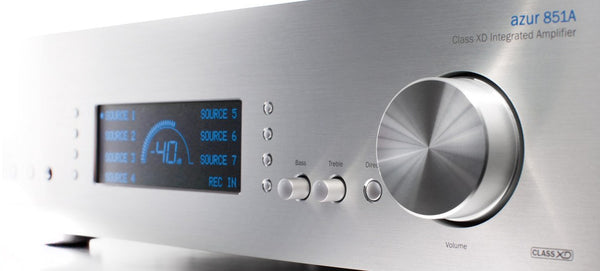 Cambridge Audio Azur 851A Integrated Stereo Amplifier - Jamsticks