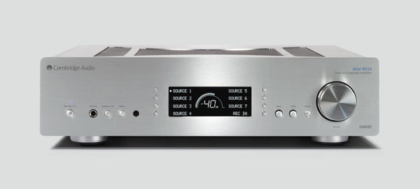 Cambridge Audio Azur 851A amplifier - Amplifier - Jamsticks