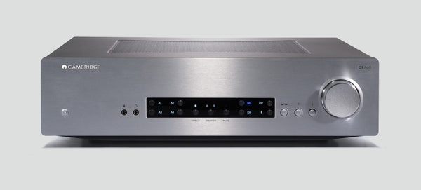 Cambridge Audio CX Series CXA60 60W Integrated Amplifier - Amplifier - Jamsticks