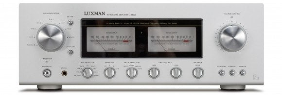 LUXMAN L-350AII Integrated Amplifier - Jamsticks