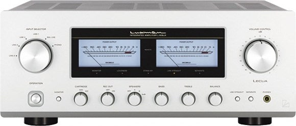 LUXMAN L-505uX Integrated Amplifier - Jamsticks