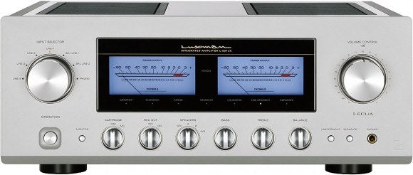 LUXMAN L-507uX Integrated  Amplifier - Jamsticks