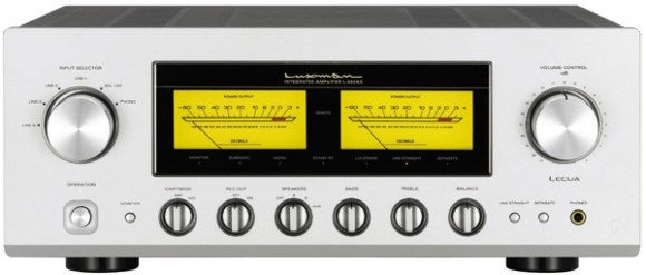 LUXMAN L-550AX Integrated Amplifier - Jamsticks