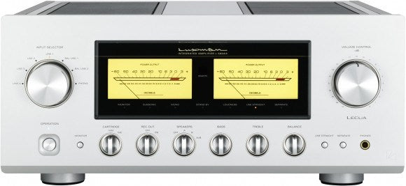 LUXMAN L-590AX Integrated Amplifier - Jamsticks