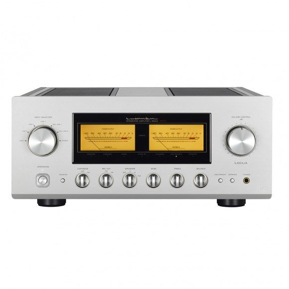 LUXMAN L-590AXII Integrated Amplifier - Jamsticks