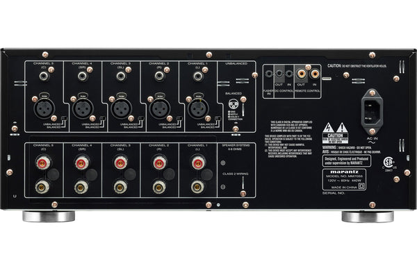 Marantz MM-7055 Amplifier - Jamsticks