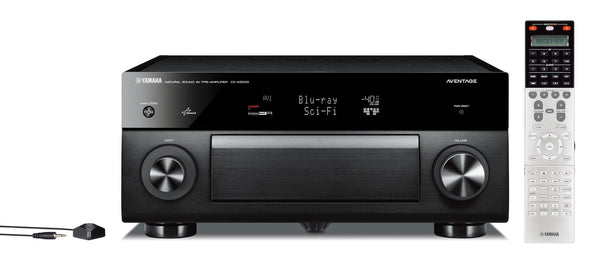 Yamaha CX-A5000 Aventage Concept 11.2-channel Pre-amplifier - Pre-Amplifier - Jamsticks