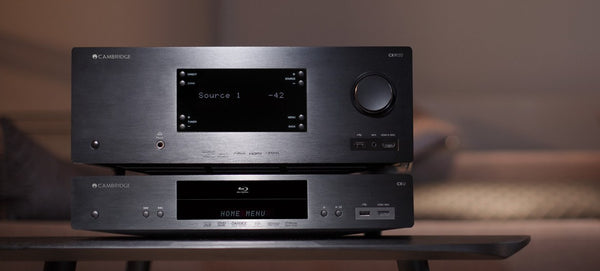 Cambridge Audio CX Series CXR120 120W AV Receiver - AV Receiver - Jamsticks