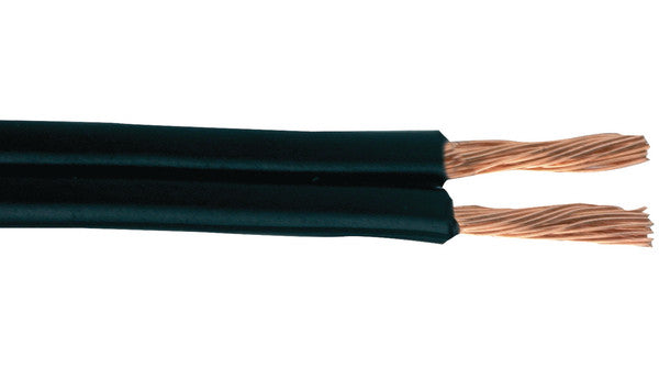 BANDRIDGE LC-1150 Loudspeaker Cable 2 X 1.5mm2. 100m Black 16 guage - Digital Cables - Jamsticks